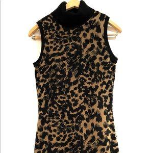 Calvin Klein turtle neck dress